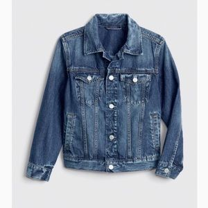 Gap Kids Girls Classic Jean Jacket